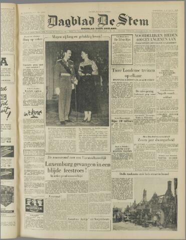 de Stem 1953-04-09
