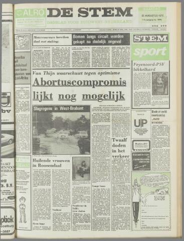 de Stem 1977-08-22