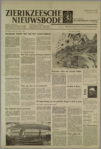 Zierikzeesche Nieuwsbode 1963-07-30