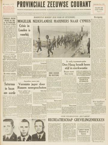 Provinciale Zeeuwse Courant 1964-01-30