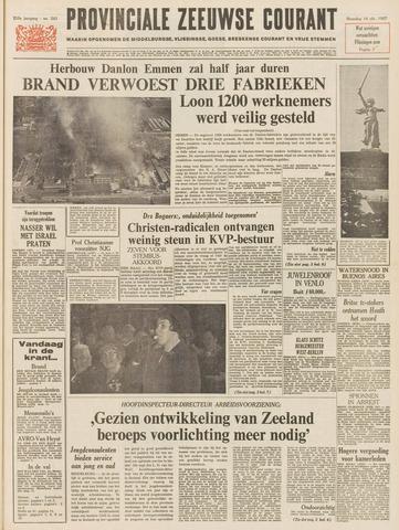 Provinciale Zeeuwse Courant 1967-10-16