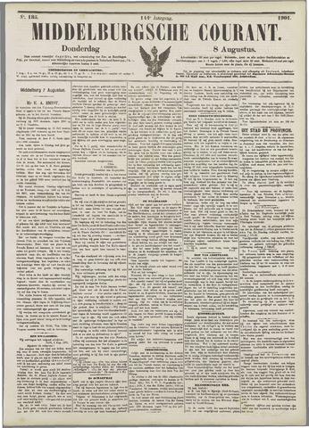 Middelburgsche Courant 1901-08-08