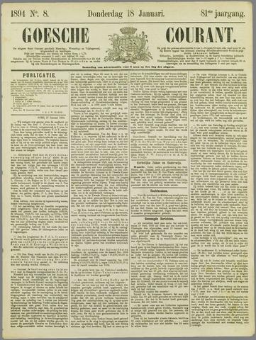 Goessche Courant 1894-01-18