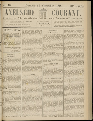 Axelsche Courant 1908-09-12