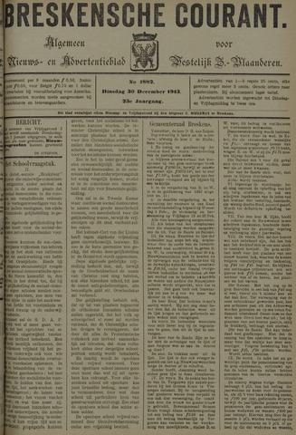 Breskensche Courant 1913-12-30