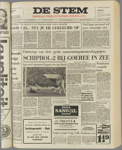 de Stem 1971-10-21