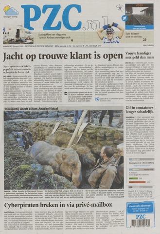 Provinciale Zeeuwse Courant 2009-03-02