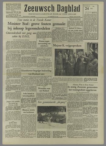 Zeeuwsch Dagblad 1958-04-24