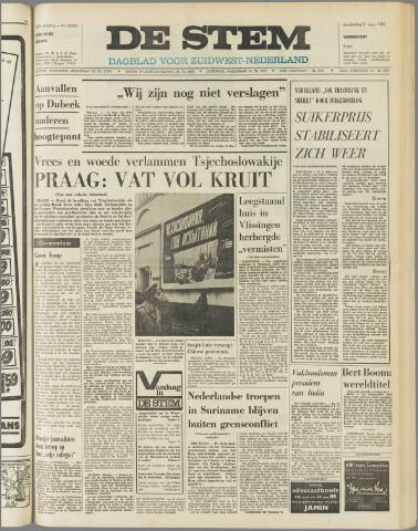 de Stem 1969-08-21