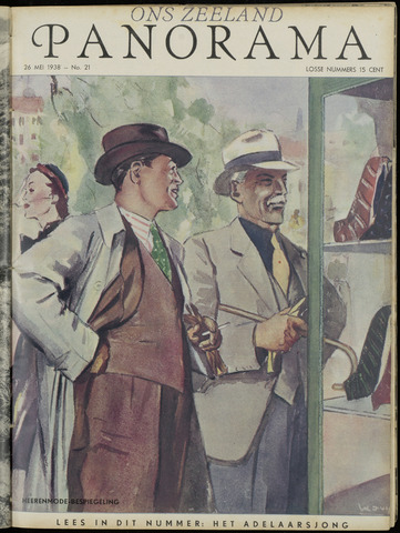 Ons Zeeland / Zeeuwsche editie 1938-05-26