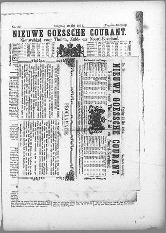 Nieuwe Goessche Courant 1874-05-15
