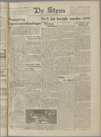 de Stem 1945-05-12