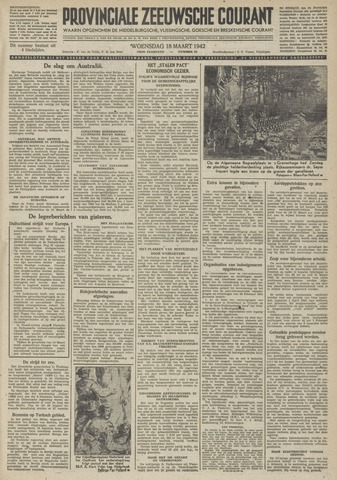 Provinciale Zeeuwse Courant 1942-03-18