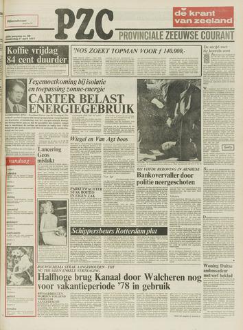 Provinciale Zeeuwse Courant 1977-04-21