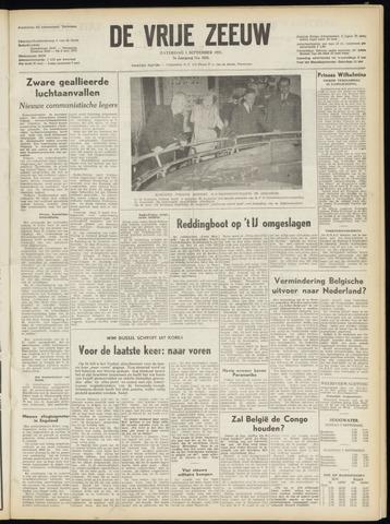 de Vrije Zeeuw 1951-09-01