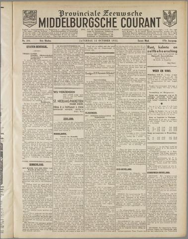 Middelburgsche Courant 1932-10-15