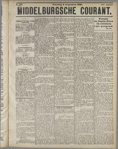 Middelburgsche Courant 1921-08-02