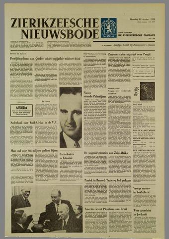 Zierikzeesche Nieuwsbode 1970-10-19
