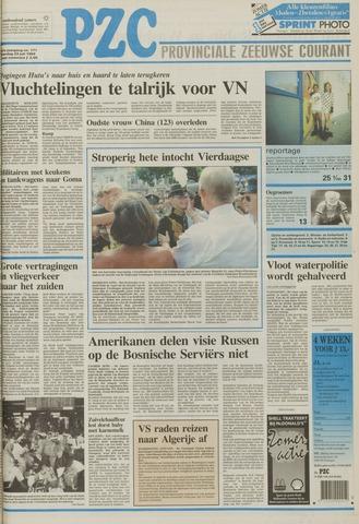 Provinciale Zeeuwse Courant 1994-07-23