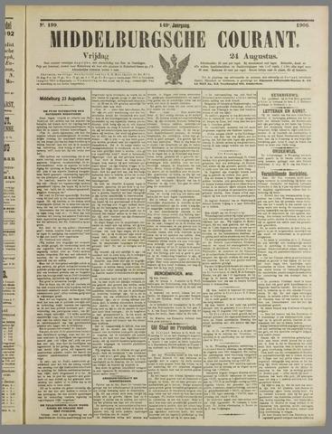 Middelburgsche Courant 1906-08-24