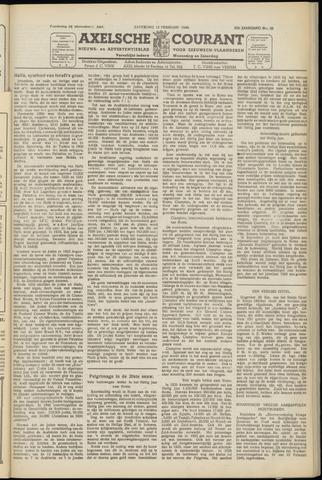 Axelsche Courant 1949-02-12