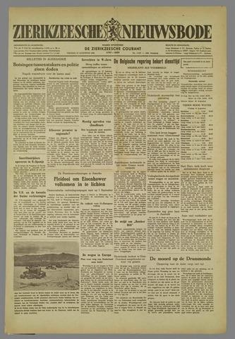 Zierikzeesche Nieuwsbode 1952-08-15