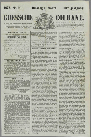 Goessche Courant 1873-03-11
