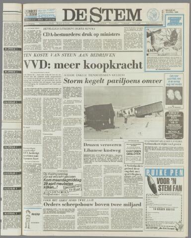 de Stem 1985-04-29