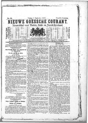 Nieuwe Goessche Courant 1877-09-07