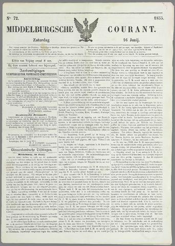 Middelburgsche Courant 1855-06-16