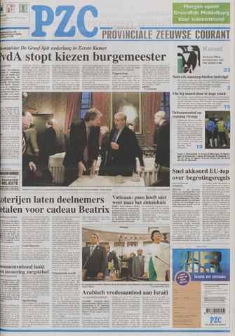 Provinciale Zeeuwse Courant 2005-03-23