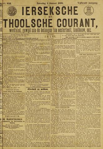 Ierseksche en Thoolsche Courant 1898
