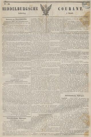 Middelburgsche Courant 1851-03-08