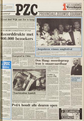 Provinciale Zeeuwse Courant 1989-05-08