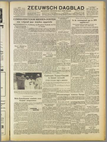 Zeeuwsch Dagblad 1951-11-12