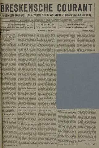 Breskensche Courant 1922-07-12