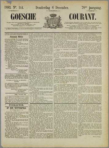 Goessche Courant 1883-12-06