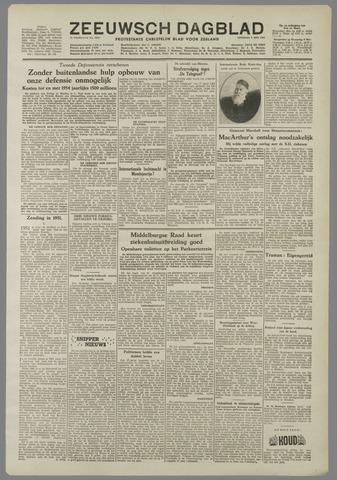 Zeeuwsch Dagblad 1951-05-08