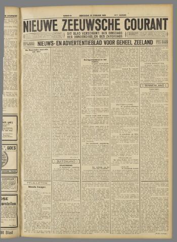 Nieuwe Zeeuwsche Courant 1932-02-25