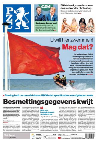 Provinciale Zeeuwse Courant 2020-07-15