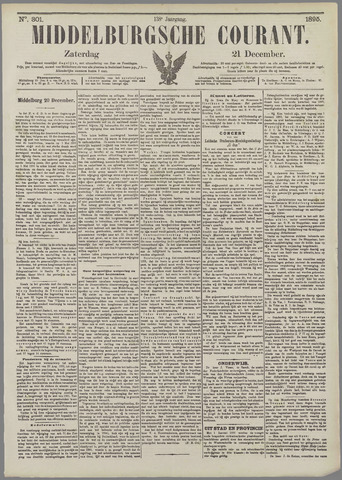 Middelburgsche Courant 1895-12-21
