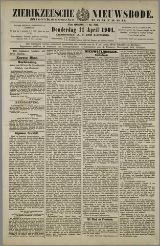 Zierikzeesche Nieuwsbode 1901-04-11