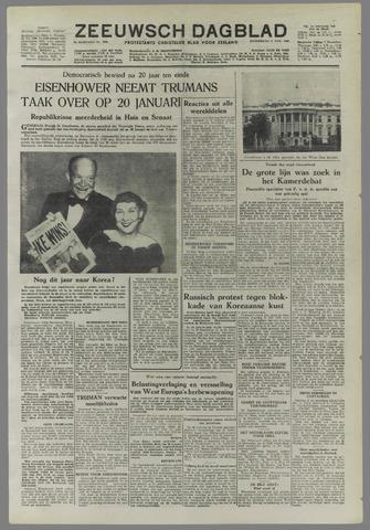 Zeeuwsch Dagblad 1952-11-06