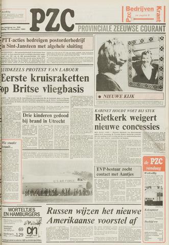 Provinciale Zeeuwse Courant 1983-11-15