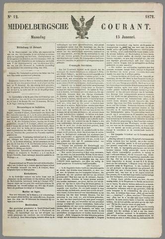 Middelburgsche Courant 1872-01-15