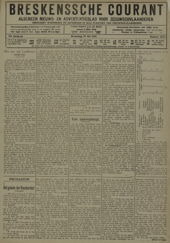 Breskensche Courant 1930-05-28