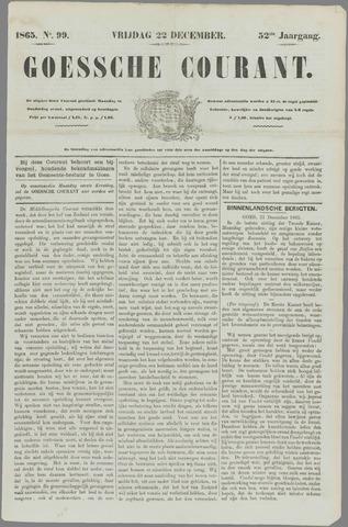 Goessche Courant 1865-12-22