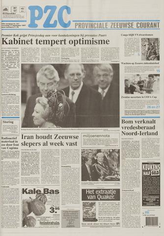 Provinciale Zeeuwse Courant 1997-09-17