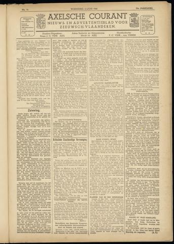 Axelsche Courant 1945-06-13