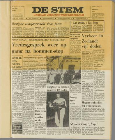 de Stem 1973